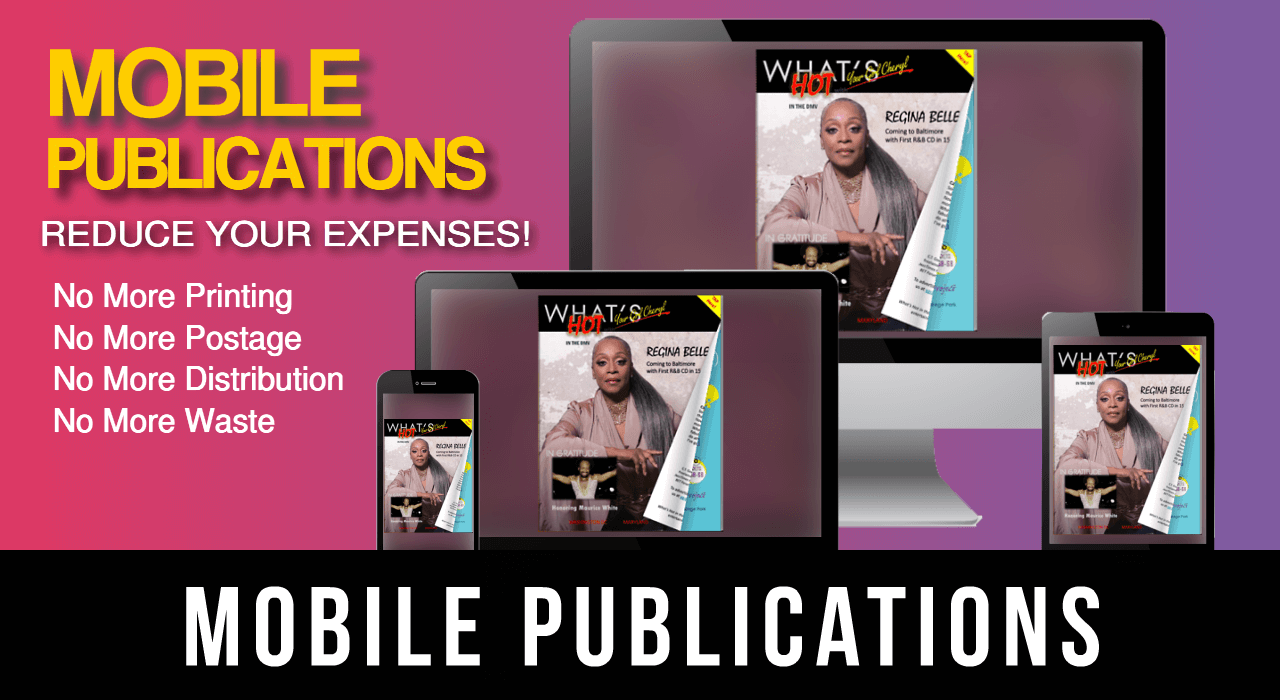 Mobile Publications -Reduce Your Expenses!